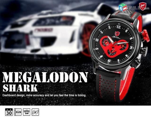 Megalodon Shark Limited Edition (Հնարավոր են տարբեր գույներ)