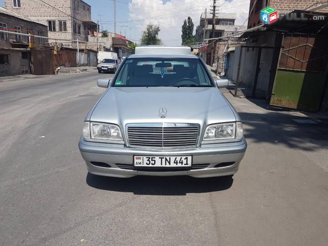 Mercedes-Benz -     C 180 , 1999թ.