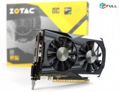 Zotac Geforce GTX 1050 2GB GDDR5 Ապառիկ վաճառք