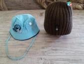 Ամառային և ձմեռային գլխարկներ