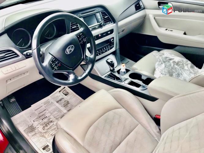 Hyundai Sonata , 2015թ.Փոխանակում