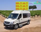 Patverov Mikroavtobus / Mercedes-Benz Sprinter patverov