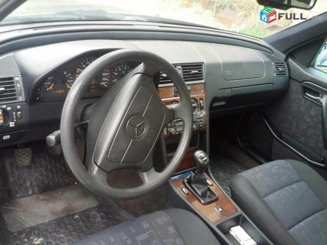 Mercedes-Benz -     C 200 , 1997թ.