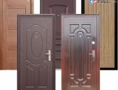 ԱՆՎՃԱՐ* դրսի դռների տեղադրում