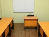 Գրասենյակային տարածքներ (տարբեր չափսերի)