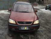 Opel Zafira , A