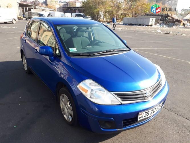 Nissan Versa , 2009թ.