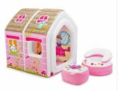 Փչովի տնակ մանկական Disney /PRINCESS PLAY HOUSE