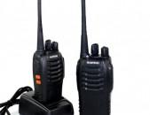 Racia Baofeng BF-888s radiokap 2 hat tupov (NOR)