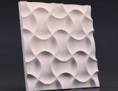 Gipsic 3D panel