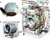 Լվացքի մեքենաների վերանորոգում և սպասարկում