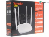 Tenda MODEL F9 Wireless Router 4 antenna (600Mb / v hzor) + ARAQUM