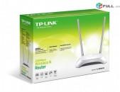 Wi-fi Router TP-LINK TL-WR840N 300Mbps Wireless + Araqum