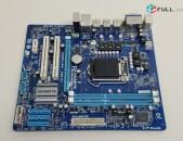 Mair plata (motherboard) GIGABYTE GA-H55M-S2V + անվճար առաքում