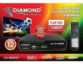 DVBT2 tvayin sarq, tv tuner DIAMOND DM 8828HD + անվճար առաքում և տեղադրում