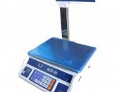 ACS-40 Խանութի կշեռք 40կգ / xanuti ksherq + Araqum