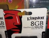 Fleshka Kingston DataTraveler Elite G2 8Gb (shat arag) + araqum