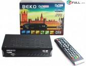 DVBT2 tvayin sarq HD Beko + անվճար առաքում և տեղադրում
