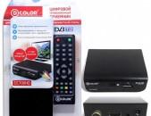 DVBT2 tvayin sarq, tv tuner DC700HD + անվճար առաքում և տեղադրում
