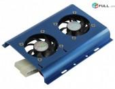 HDD (Կոշտ սկավառակի) հովացում - BallBearing FD05010B, 60мм + անվճար առաքում