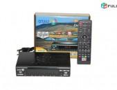 DVBT2 tvayin tv tuner OTAU M11 + անվճար առաքում և տեղադրում