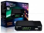 DVBT2 թվային WORLD VISION T63 + անվճար առաքում և տեղադրում