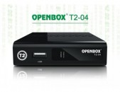 DVB-T2 Ընդունիչ Openbox T2-04 + անվճար առաքում և տեղադրում