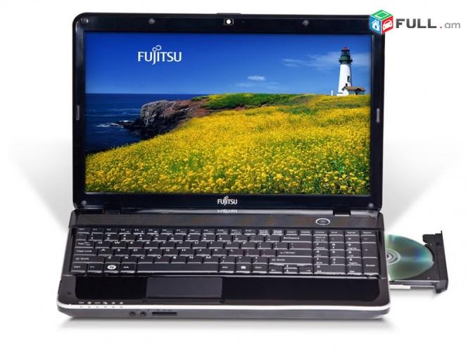 """Մատչելի Գին Fujitsu LIFEBOOK AH531 (Pentium B960 2200 Mhz / 15.6"""" / SSD120G / 4GbRAM"""