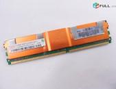 DDR2 512MB RAM + անվճար առաքում + երաշխիք