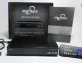 DVBT2 թվային ընդունիչ STAR Track 777 + անվճար առաքում և տեղադրում