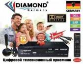 DVBT2 թվային ընդունիչ սարք DIAMOND DM-8823HD + անվճար առաքում և տեղադրում
