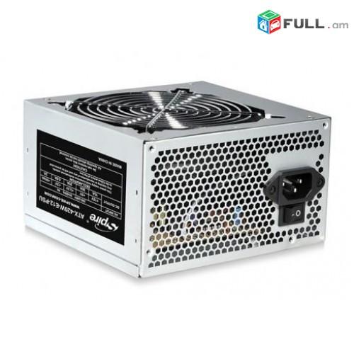 Համակարգչի հոսանքի բլոկ Spire ATX-420W-E1-PSU1 + անվճար առաքում և տեղադրում