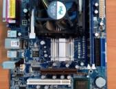 Mair plata ASRock P4I65GV (DDR-1. ir procov)