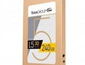 SSD 240GB TeamGroup L5 Lite Նոր + անվճար առաքում