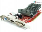 Videocard Ati Radeon HD 4350 + անվճար առաքում և տեղադրում