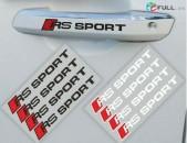 Audi R S sport ruchkeqi tper