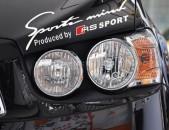 Audi R S sport kapoti tip
