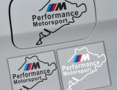 Bmw performance motorsport benzabaki krishki tip