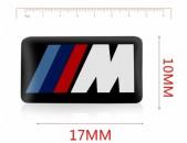 BMW xeki, bantaji, skorusti M emblem