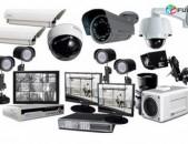 Տեսահսկման համակարգի տեղադրում
