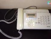 Sharp  F0 -71   Գծային հեռախոս ֆաքս