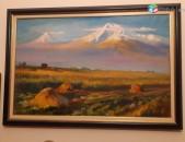 Վաճառվում  է  նկար  կտավի վրա  յուղաներ.
