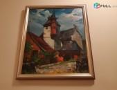 Վաճառվում  է  նկար  կտավի վրա յուղաներկ.