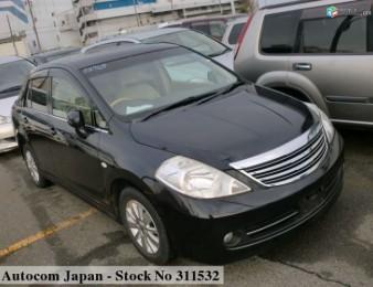 Nissan Tiida, 2007 թ.AXIS