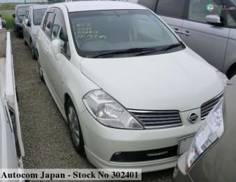 Nissan Tiida, 2006 թ.