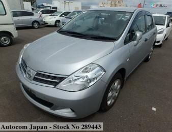 Nissan Tiida SBT