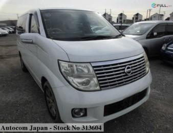 Nissan Elgrand SBT