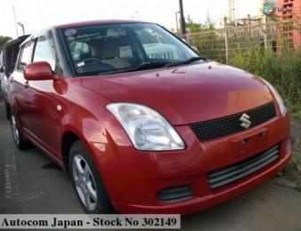 Suzuki Swift UCJ