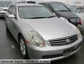 Nissan Skyline SBT