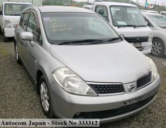 Nissan Tiida , 2008թ. UCJ